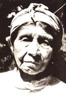 Rufina Suntul de Kurüinka, who provided information to Bertha Koessler.
